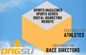 Orgsu offers to sports magazine a race director area and a registration technology for athletes. So upgrade sports magazine to reg site today and rise up your business.